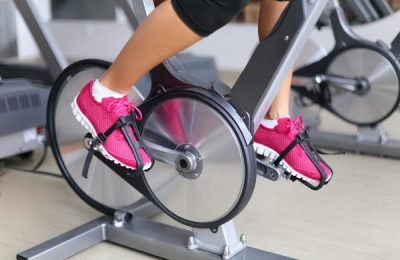 xe đạp tập thể dục tại chỗ