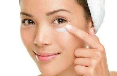 Sử dụng kem tri nhăn vùng mắt sai cách