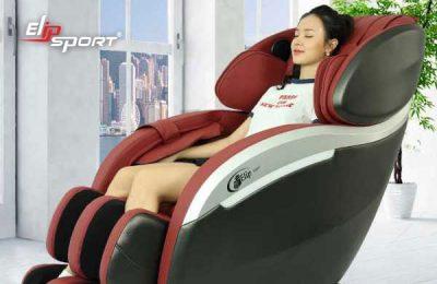 tác hại khi sử dụng ghế massage
