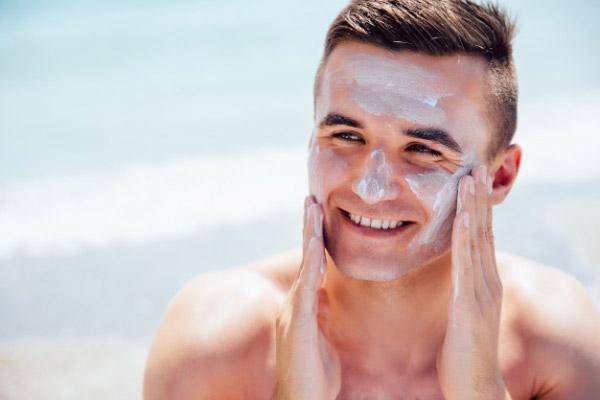 Các bước skincare cho nam