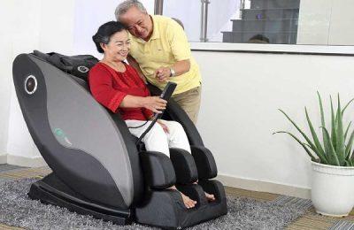 Máy massage kinh doanh
