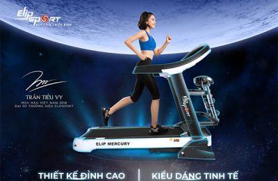 máy chạy bộ Elip của nước nào